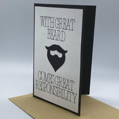 Great Beard Card